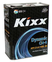 KIXX DYNAMIC API CH-4/SJ SEMI SYNTHETIC kixx00029